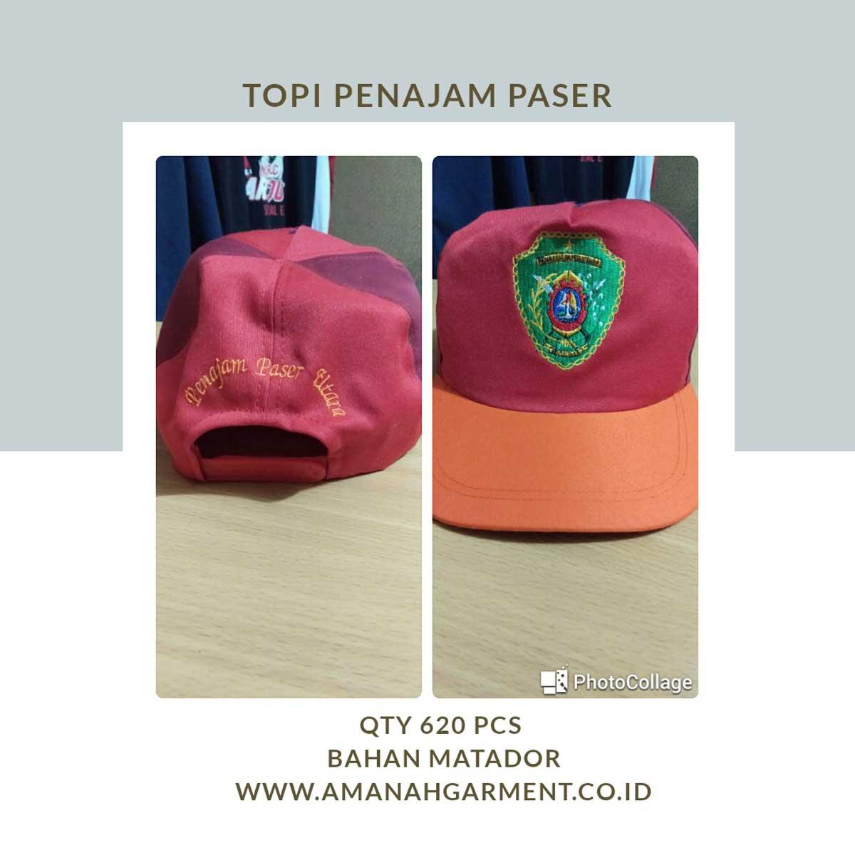 topi padang